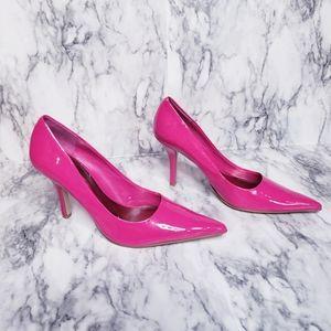 Nine West Stilettos- Size 6.5, Pink